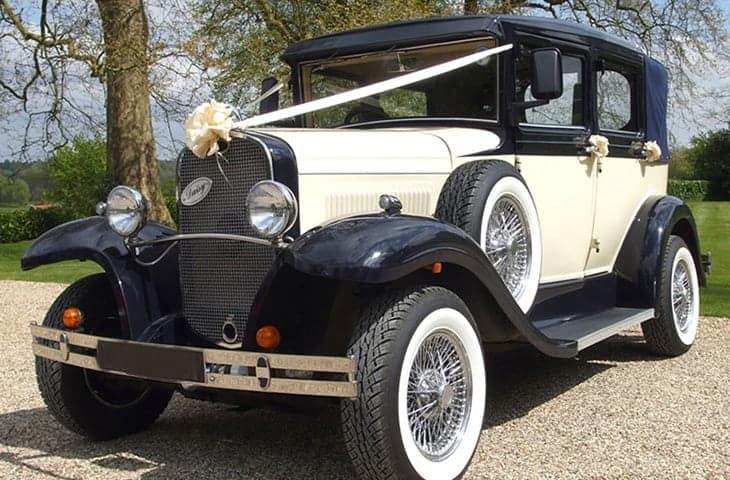 Badsworth Classic Wedding Car Hire