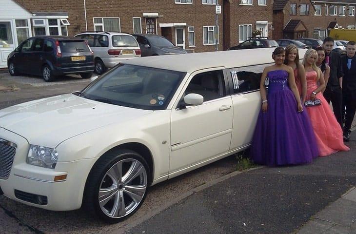chrysler limousine coventry