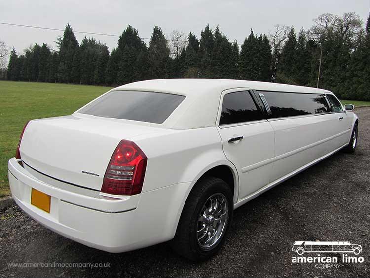 Chrysler Limousine Hire Midlands