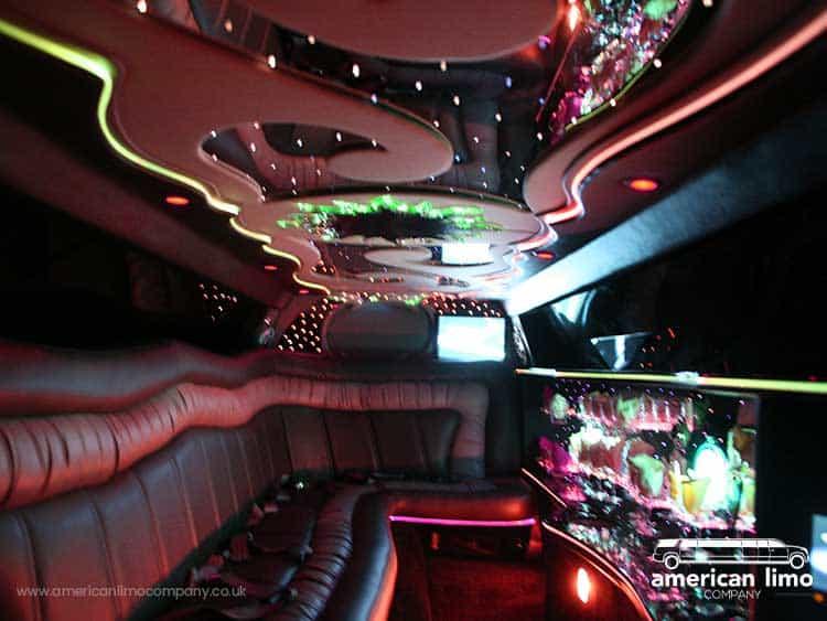 Chrysler Limousine Hire Warwick