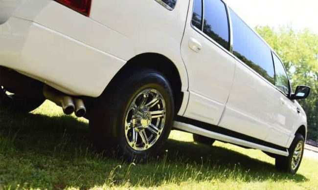 Chauffeur Driven Expedition Limo
