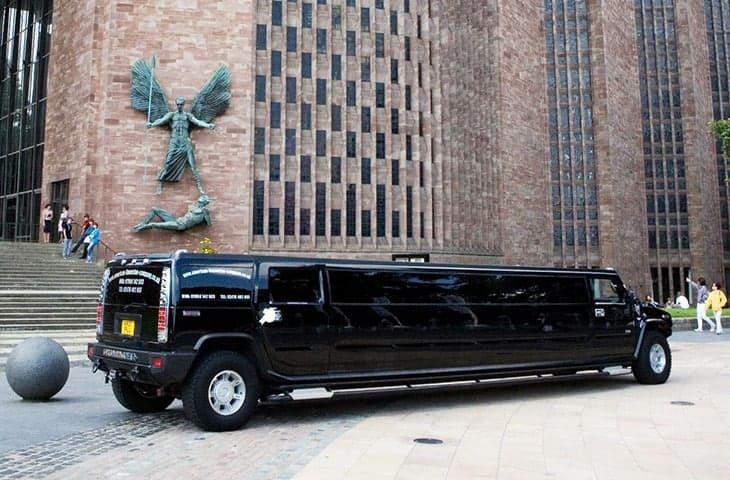 Black Hummer Limousine Hire Service