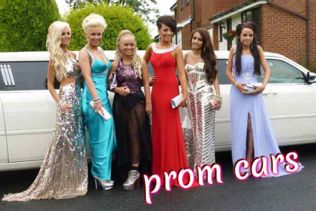 School Prom Cars