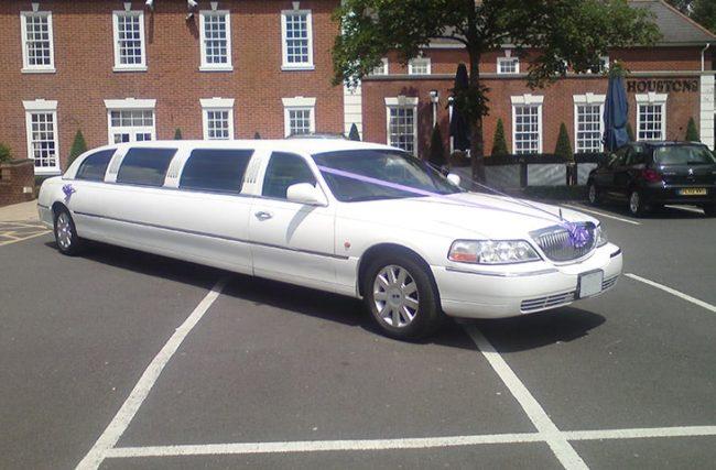Chauffeur Driven Lincoln Limousine