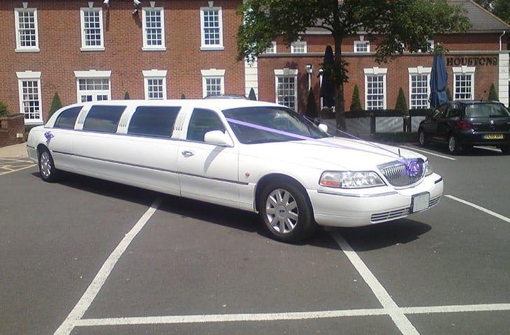 lincoln limousine2