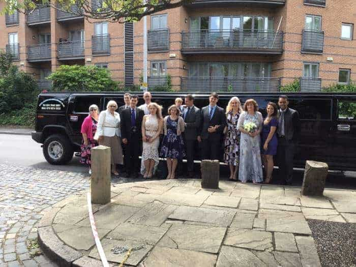 Hen & Stag Night Limo Hire