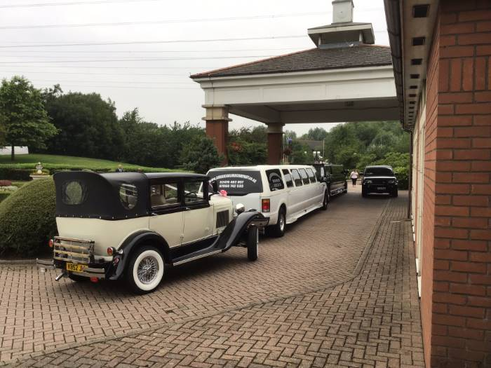 local limo hire 233