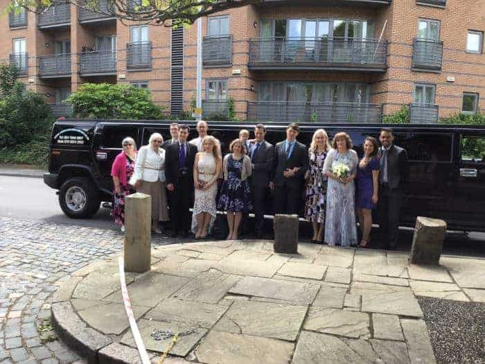 local limo hire 269