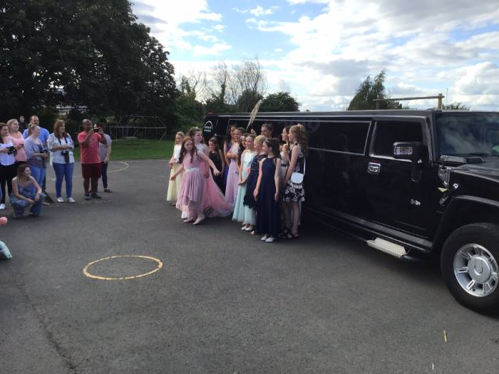 local limo hire 280