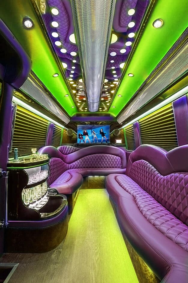 party bus coventry green