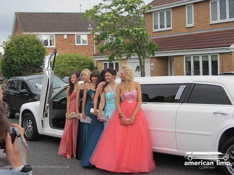 Prom Limo Hire Safe Service